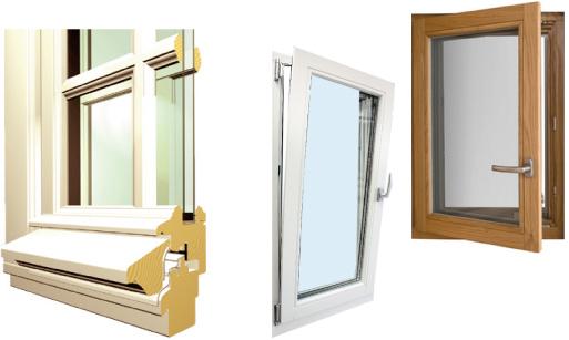 木製DK窓